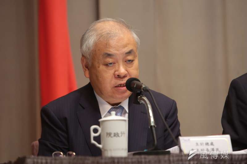 行政院主計長朱澤民表示,除了六都、新竹市和金門縣外,其餘14縣市「中央都會補助」。(資料照,顏麟宇攝)