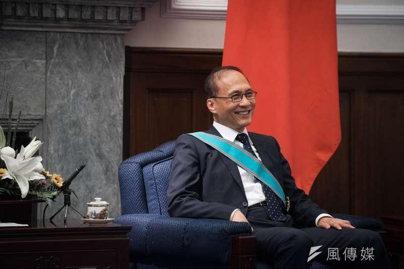 20170915總統頒授「行政院前院長林全、前副院長林錫耀及前秘書長陳美伶勳章」(總統府)