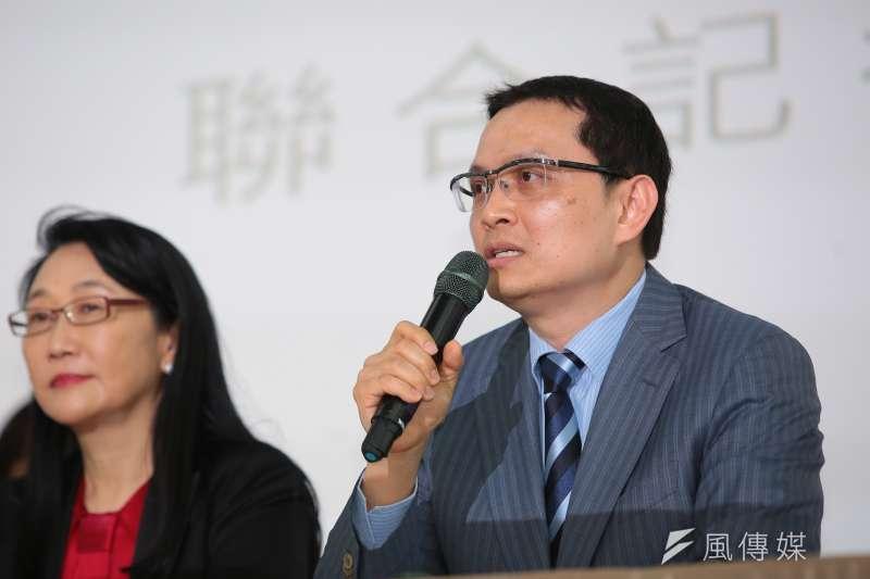 宏達電智慧手機暨物聯網事業總經理張嘉臨今(14)日傳出離職,將前往從事AI服務。(資料照,顏麟宇攝)