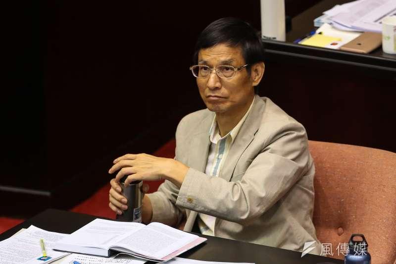 20170926-政務委員林萬億26日至立院出席總質詢。(顏麟宇攝)