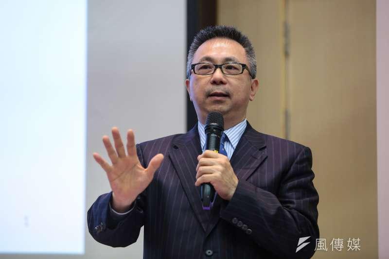 律師傅祖聲說,「一個國家能不能成為民主制度國家,有沒有值得人民信賴的司法,這是最重要的事情」。(顏麟宇攝)