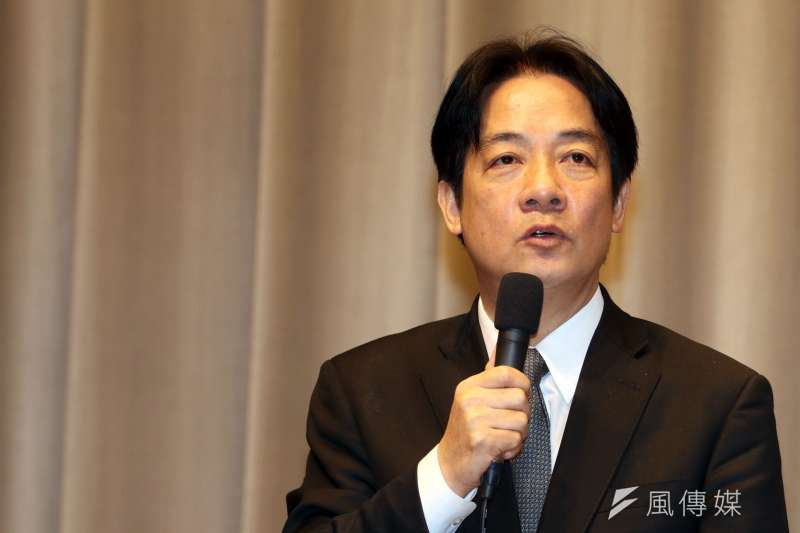 行政院賴清德10日表示,台灣勞工起薪僅2萬8000元,「上市櫃公司與跨國企業,起薪3萬都太低!」(資料照,蘇仲泓攝)