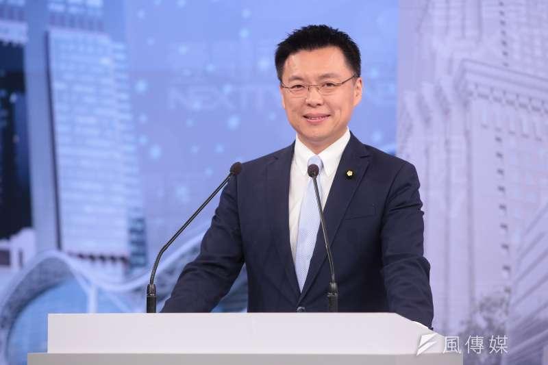 趙天麟認為,六年級生反叛、對抗的成分逐步降低,反而進入如何進行執政、落實理想的階段。(資料照,顏麟宇攝)