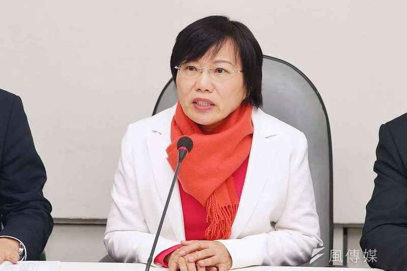 20171212-立委劉世芳。(盧逸峰攝)