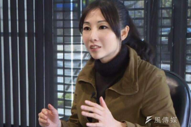 曾因槍殺男友被關,如今簡碧燕已經漸漸從迷失的過去找到新方向。