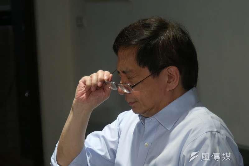 作者寄語新任台大校長管中閔,要兼顧兼任教師的權益。(陳明仁攝)
