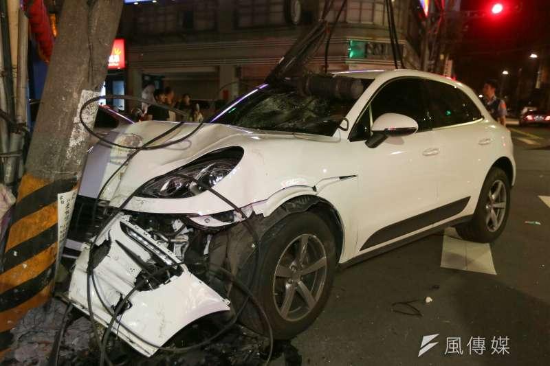 台灣車禍傷亡密度高,監委對此自請調查。(資料照,顏麟宇攝)