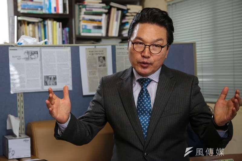 20180306-慰安婦專題,韓國京畿道廣州市,分享之家所ˋ長安信權專訪。(顏麟宇攝)