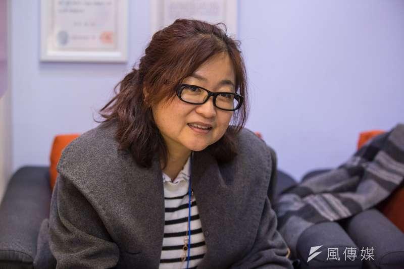 20180308-慰安婦專題,韓國首爾,Phyllis Kim出席第15屆日軍性奴隸問題亞洲團結會議。(顏麟宇攝)
