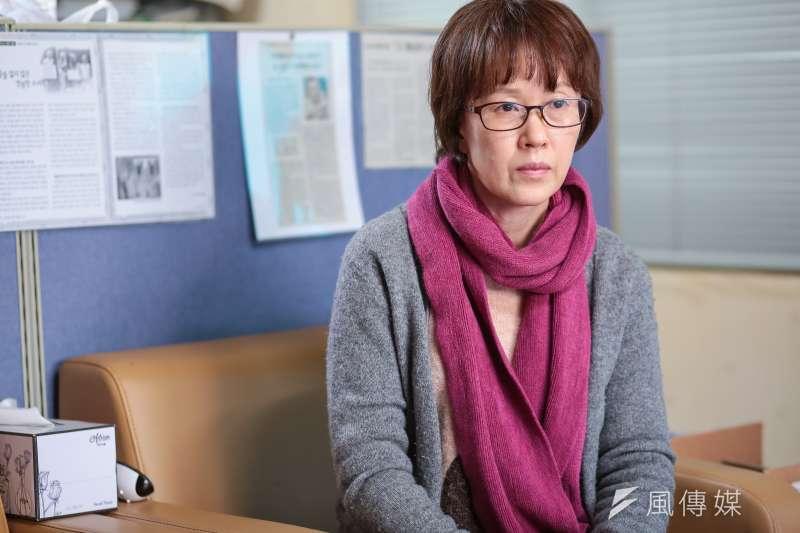 20180310-慰安婦專題,韓國京畿道廣州市,分享之家事務部長金貞淑。(顏麟宇攝)