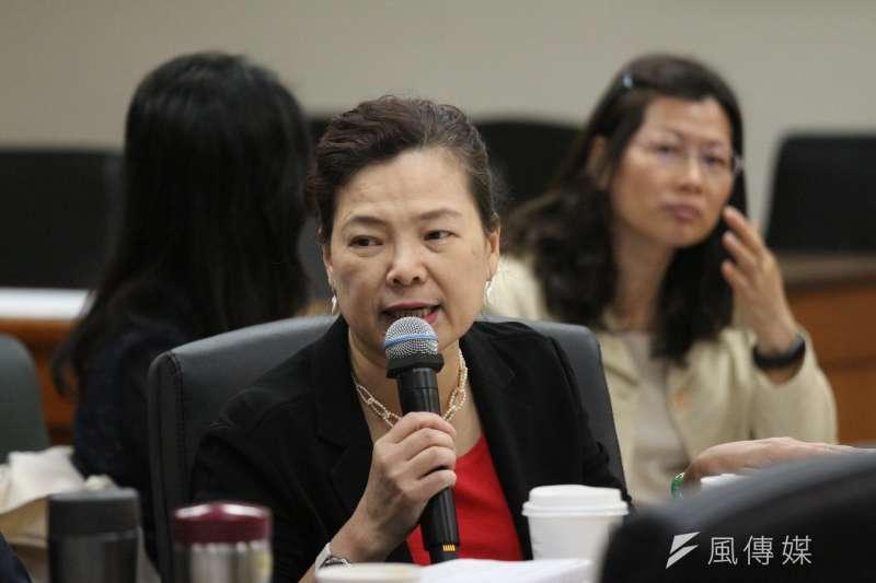 中美貿易戰開打,經濟部次長王美花表示,這次清單仍未納入筆電、手機等產品,初步評估對台影響有限。(資料照,陳韡誌攝)