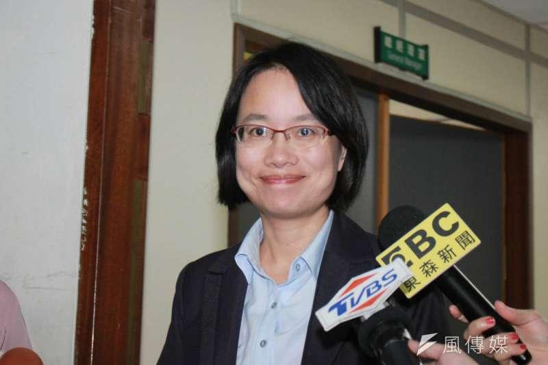 北農總經理吳音寧今(13)日受訪表示,未來將依「台北市政府投資事業管理監督自治條例」,僅依慣例出席財建委員會的專案報告。(資料照,方炳超攝)