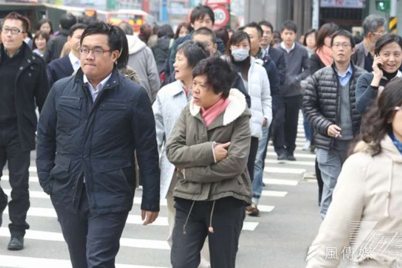 氣象專家吳德榮表示,明後天冷空氣再度南下,氣溫下降,目前模擬的強度,將比前波冷空氣略強。(資料照片,吳逸驊攝)