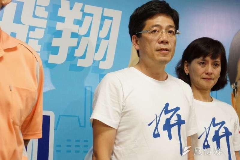 前移民署長謝立功最終會代表國民黨參選基隆市長嗎?(取自謝立功)