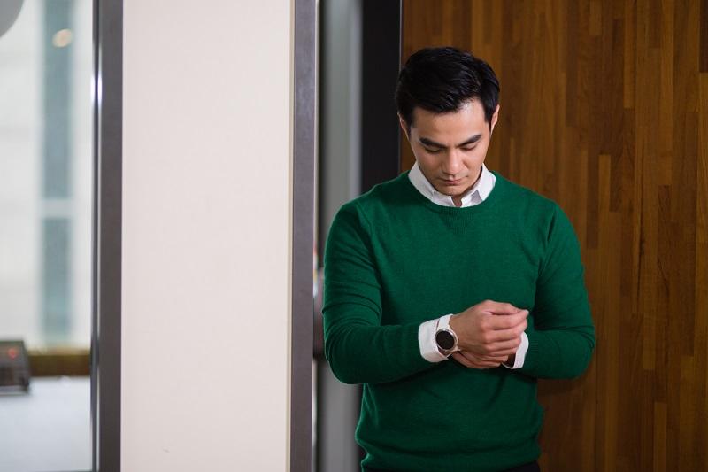 「智慧」手錶,成為手機的重要延伸,「手錶」即將重新回歸日常生活。(圖/Garmin)