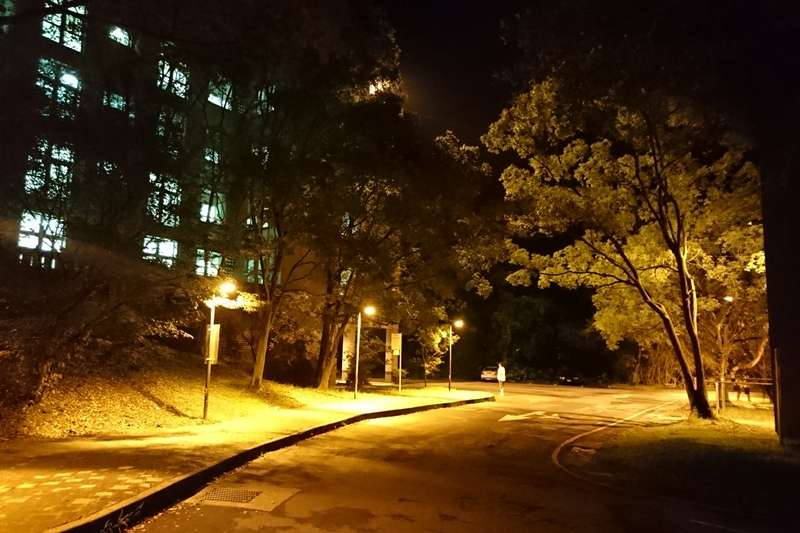 大學校園的鬼故事幫學生生涯增添了一筆神祕的色彩。(圖/Cheng-en Cheng@flickr)