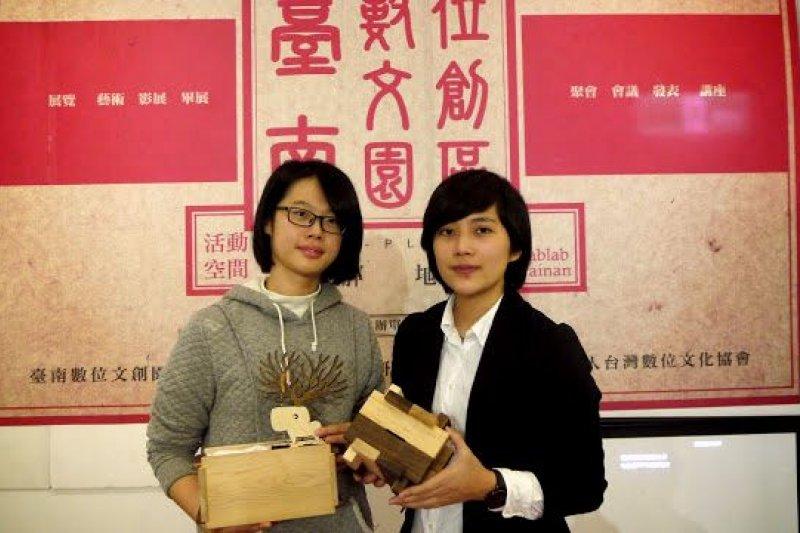年輕人用自己的力量行銷台南,讓自己的故鄉不再只是美食古都。