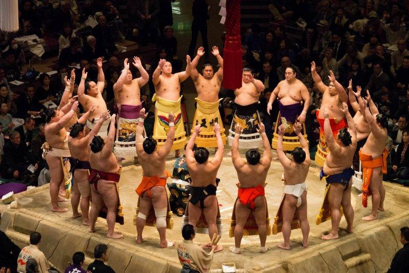 「日本相撲隊」的圖片搜尋結果