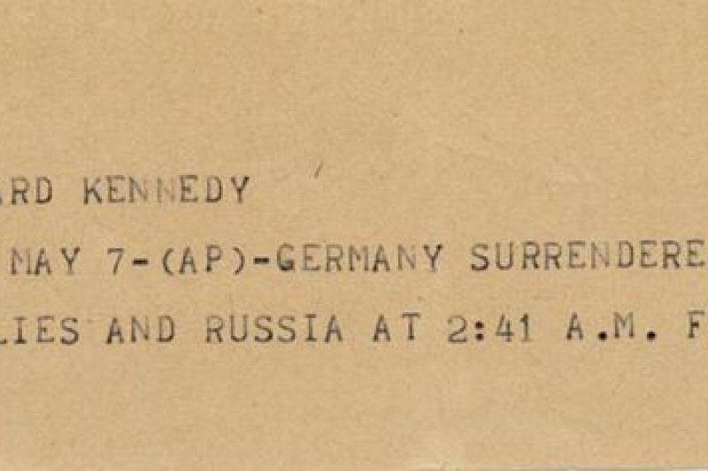 二戰終戰70年。