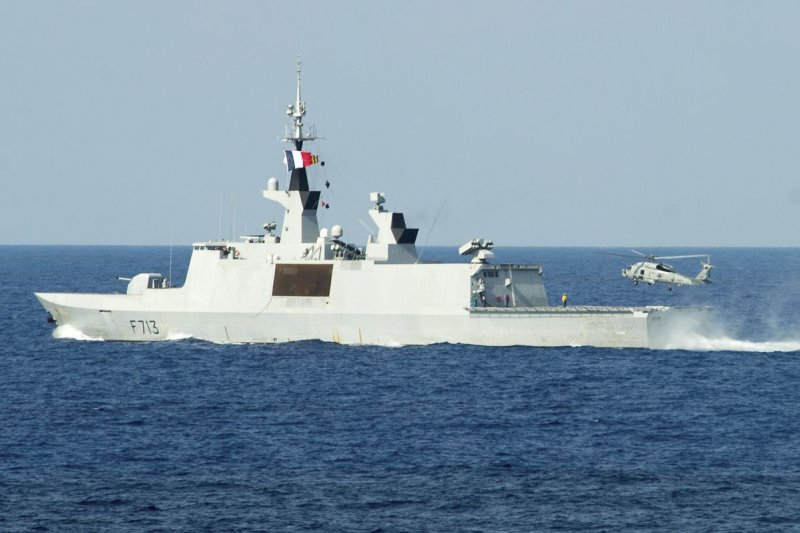 法國海軍拉法葉級巡防艦「阿克尼特號」(Aconit)(維基百科)