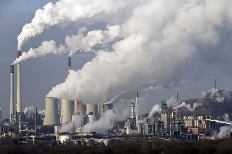 總統參選人應該說明能源與電價政策。(圖為德國燃煤發電廠)