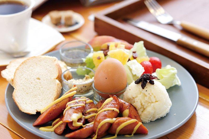 每到周末,許多人喜歡去品嘗美味的早午餐(圖/flickr@Joe Hsu)