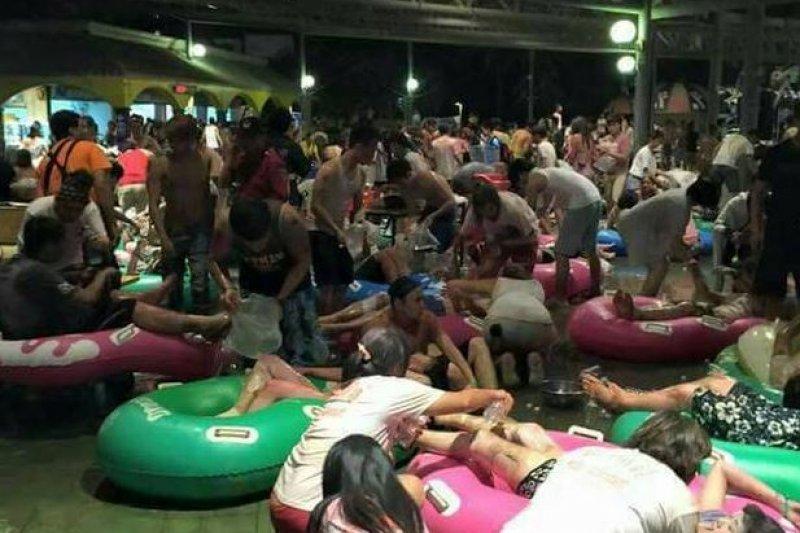 八仙樂園爆炸案已逾百日,新北市政府募得16億善款,正於10月為傷者進行傷情分級,發放後須所需善款。(資料照,取自爆料公社臉書)