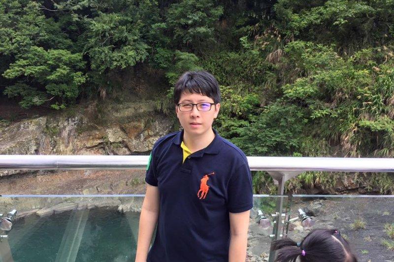 桃園市議員王浩宇。(取自臉書)