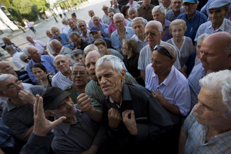 希臘債務(美聯社)