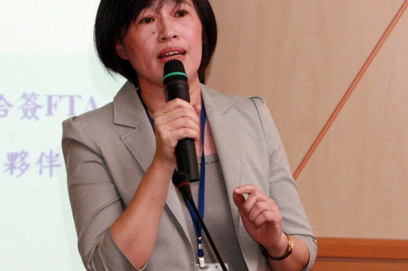 國發會副主委高仙桂表示,希臘債務危機給台灣的最大啟示就是「年金改革刻不容緩」,早在2年前便送入立法院的改革方案應速速通過。(取自高雄大學網站)