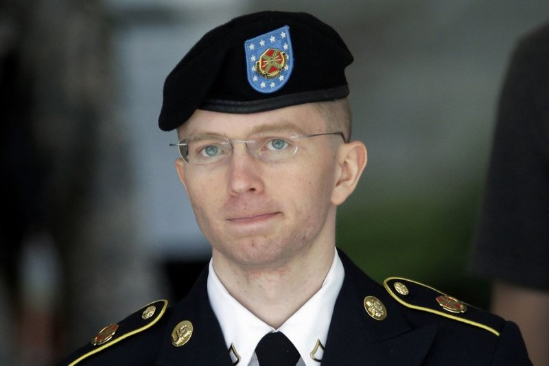引發爭議的美國跨性別者軍人曼寧(美聯社)