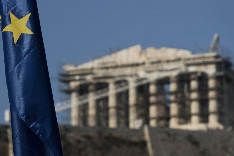 希臘債務危機(美聯社)