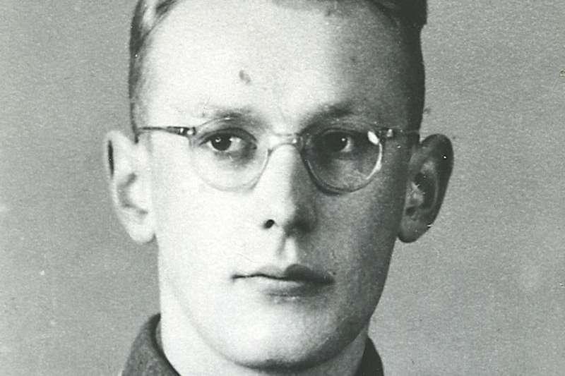 「奧斯維辛的帳房」奧斯卡.葛洛寧(Oskar Gröning)(美聯社)
