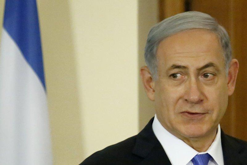 以色列總理納坦雅胡(Benjamin Netanyahu)