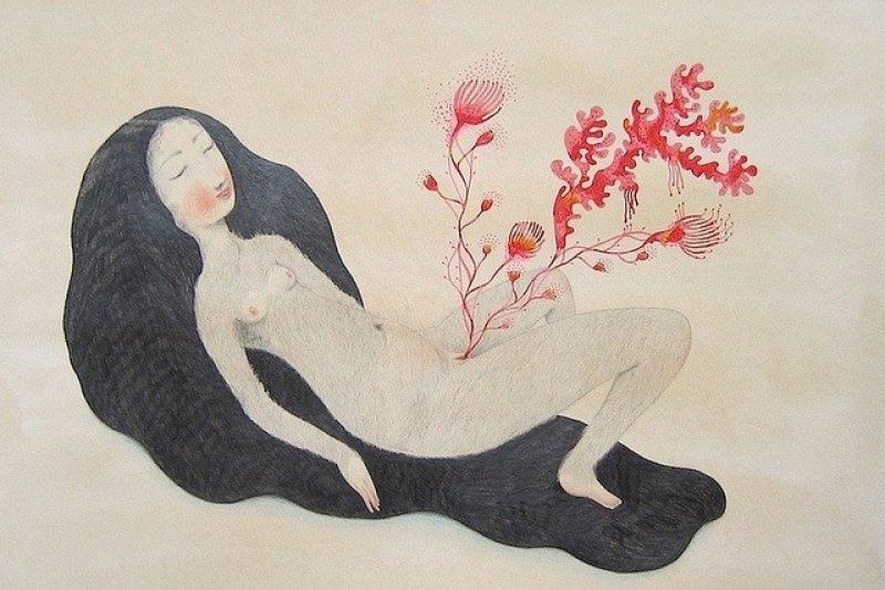 每月一次的「血流不止」,竟是女性的原罪?(圖/Femmecup_Mexico@flickr)