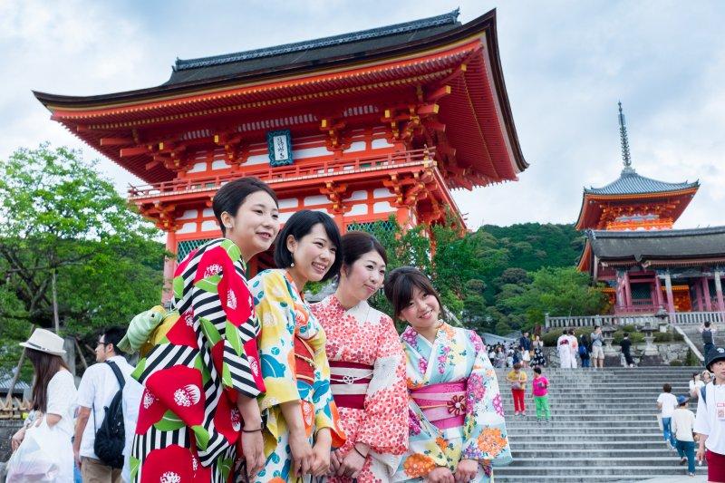 當京都人跟觀光客說「你的和服好漂亮」的時候,會是什麼意思呢?(圖/KristofferTrolle@flickr)