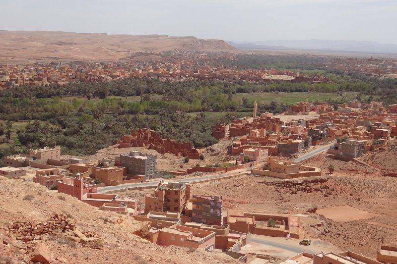 埃及西部沙漠地帶傳出觀光客遭誤殺的慘劇(取自網路)