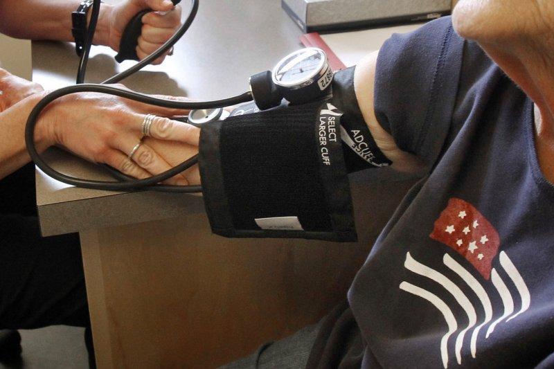 到底多高才算高血壓?美國最新研究給出答案(美聯社)