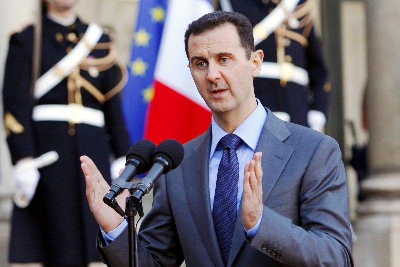 敘利亞總統阿塞德(美聯社)