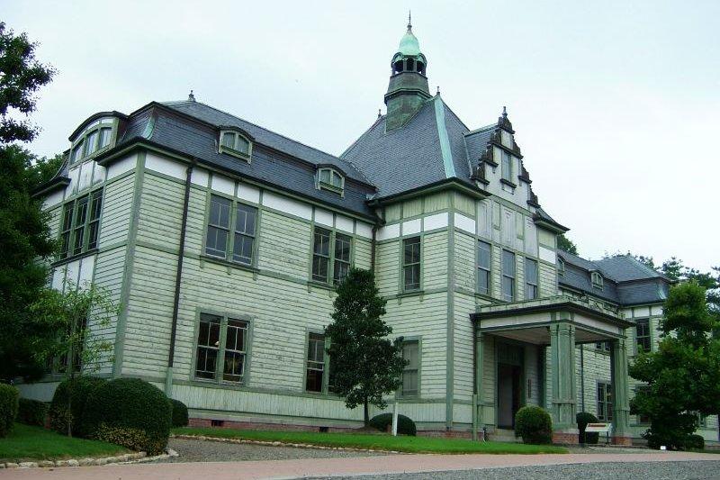 北里研究所。