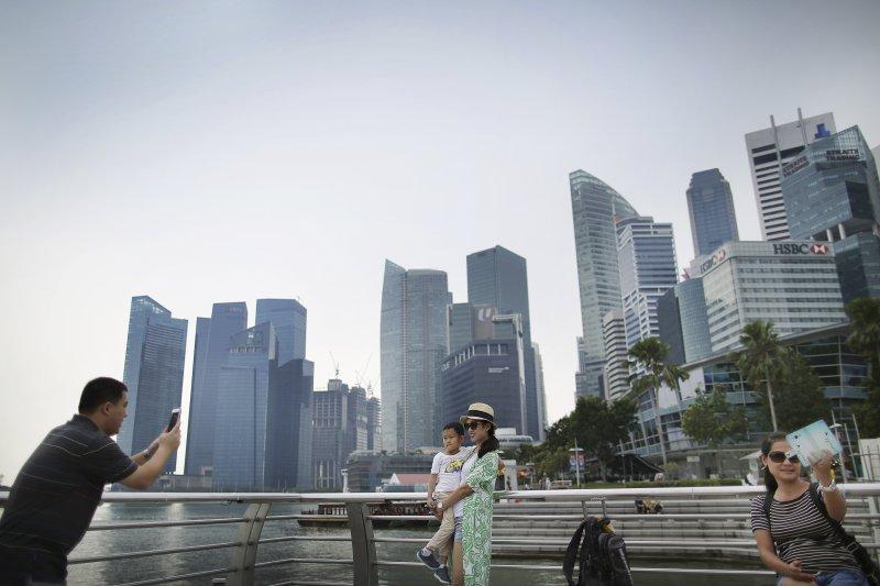 新加坡是台灣人最有好感度的國家。(美聯社)