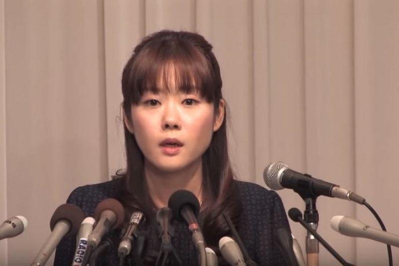 她曾是日本科學界的明日之星,但成就背後竟全是謊言(圖/截自時事通信社@youtube)