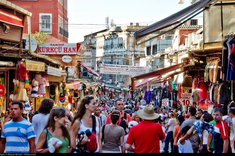世界各地給小費習慣不同,這篇來看看土耳其旅遊該怎麼給小費才不失禮!(圖/Moyan Brenn@flickr)