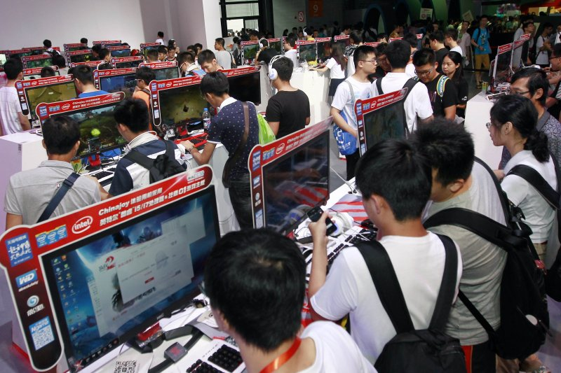 玩家破5億 企業市值破4.7兆 中國遊戲產業高速成長-風傳媒