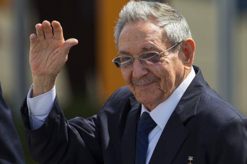 古巴國務委員會主席勞爾.卡斯楚(Raúl Castro)(美聯社)