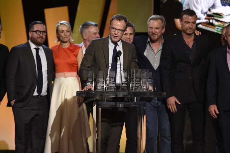 《驚爆焦點》獲得最佳影片獎(美聯社)