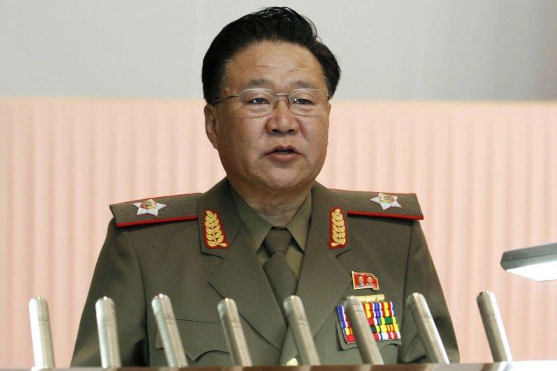 北韓第二號人物崔龍海(美聯社)