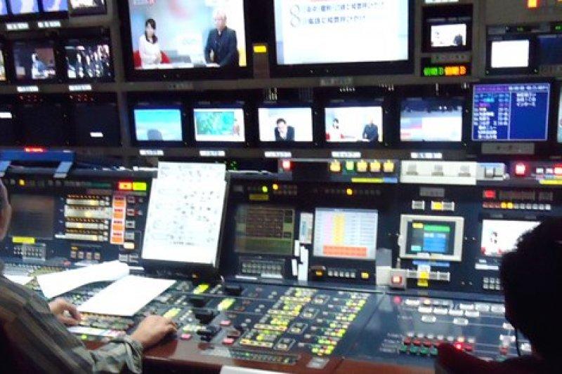 NHK的立場是什麼?(圖/NHK NEWS WEB@facebook)