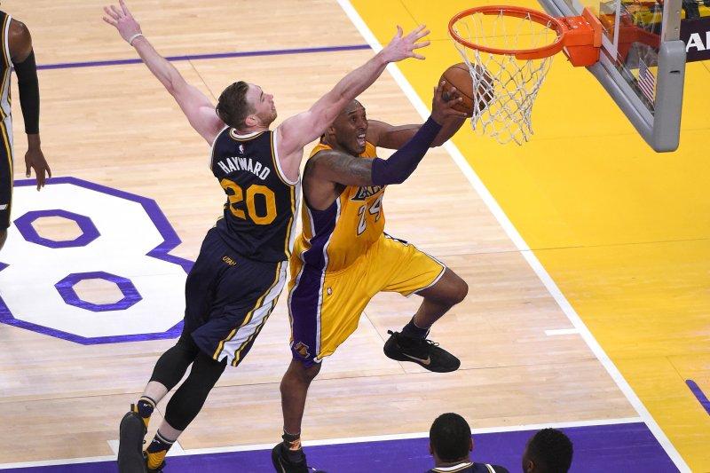 布萊恩(Kobe Bryant)(美聯社)