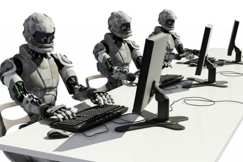 人工智慧,正在吃掉軟體 ?程式工程師也會是世界加速轉變中可能失業的一群嗎? (翻攝推特)